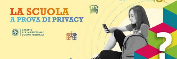 Privacy Scolastica: indicazioni del garante